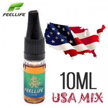 Жидкость FeelLife USA Mix 10ml
