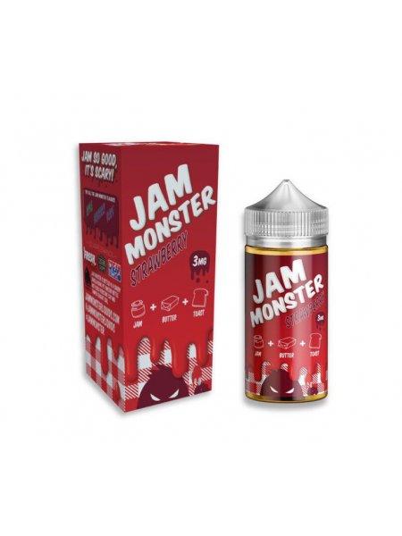 Жидкость Jam Monster Strawberry /100мл
