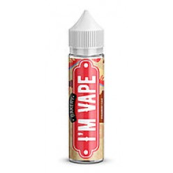 Жидкость I'M Vape Bakery Strawberry Cake /60мл