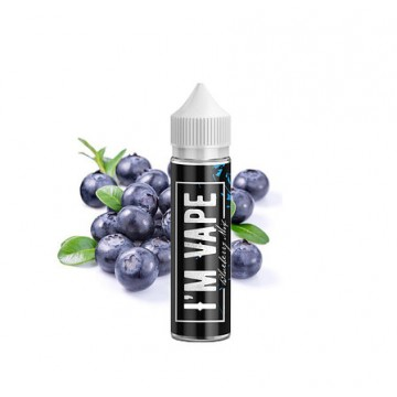 Жидкость I'M Vape Blueberry Mix /60мл