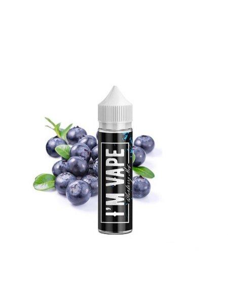 Жидкость I'M Vape Blueberry Mix /60мл