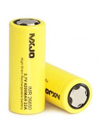 MXJO IMR26650F 4200mah аккумулятор 26650
