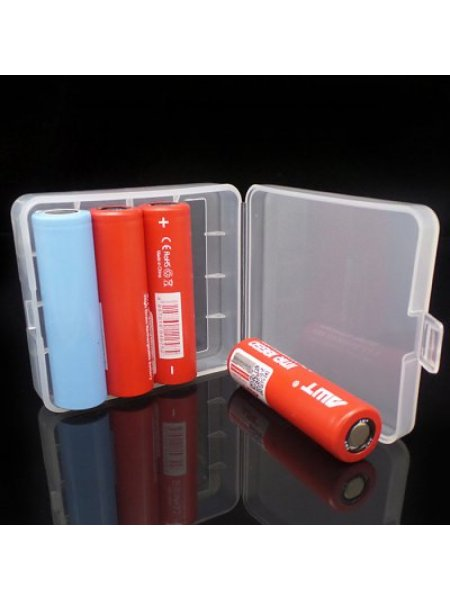 Пластиковый чехол для батареи 18650
