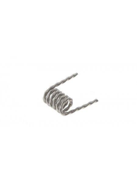 Готовая спираль Kanthal A1 Fused Clapton 0.4 Ом|1шт