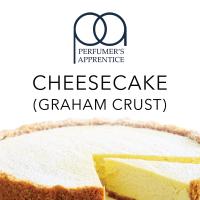 Ароматизатор TPA Cheesecake (graham crust)(Чизкейк)