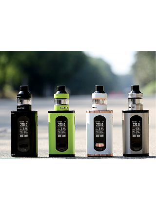 Набор Eleaf Invoke 220W + ELLO T