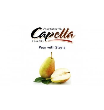 Ароматизатор Capella Pear with Stevia (Сладкая груша) 5мл