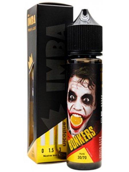 Жидкости для электронных сигарет IMBA Bonkers/60мл