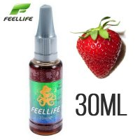 Жидкость FeelLife Strawberry 30 ml