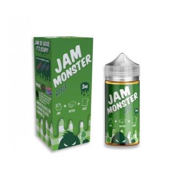 Жидкость Jam Monster Apple /100мл
