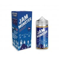 Жидкость Jam Monster Blueberry /100мл