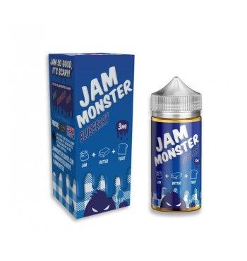 Жидкость Jam Monster Blueberry /100мл