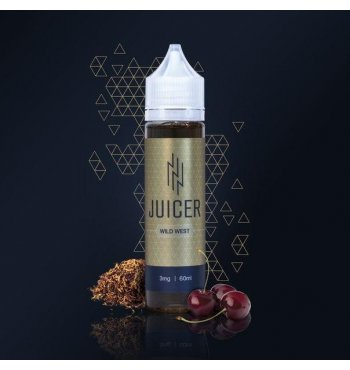 Жидкость JUICER WILD WEST /60мл