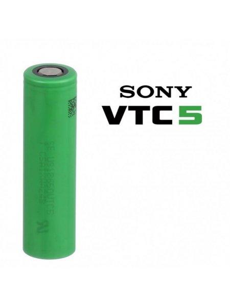 VTC5 Sony 2600mah аккумулятор 18650