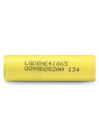 HE4 lg 2500mAh аккумулятор 18650