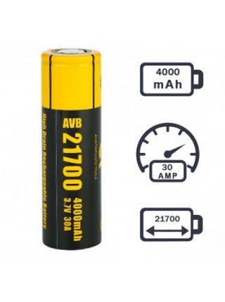 Avatar AVB 4000mah (30А) аккумулятор 21700
