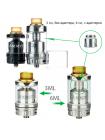 Обслуживаемый атомайзер Geekvape Ammit Dual Coil RTA