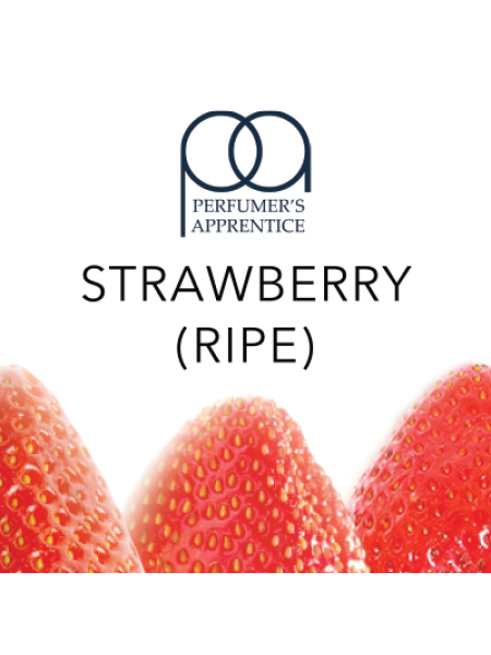 Ароматизатор TPA Strawberry ripe (Клубника)